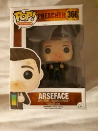 Funko Arseface from Preacher Whitby, L1P 1A1