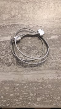 Apple 30 pin cable to USB V2 Guelph