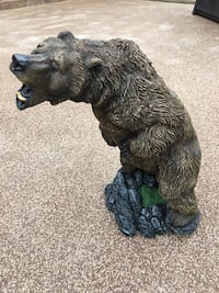 New in Box - Large Solid Grizzly Bear