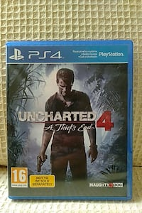Uncharted 4 A Thief's End (Son Fiyat)