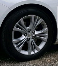 235/50/18 tires and impala wheel Allegheny County