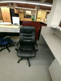 Executive leather chairs new in box Winnipeg, R3A