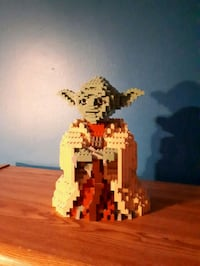 Lego Yoda. Not sold in stores anymore Hamilton, L8S 1J4