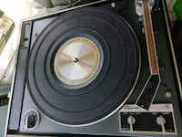 Garrard Synchro Lab 95 B 95B Turntable + Pickering Woodstock, 22664