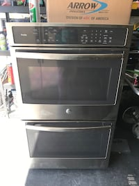 "Stainless Steel GE Electric 30"" Convection double oven Henderson, 89015"