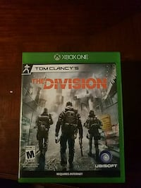 Xbox One Tom Clancy's The Division case Yukon, 73099