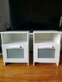 Nightstands/ Table de chevet Boucherville, J4B 1T7