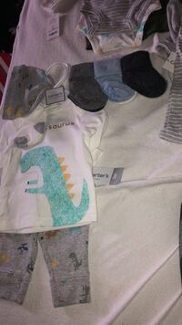 Brand new baby clothes Brampton, L6T 1V2