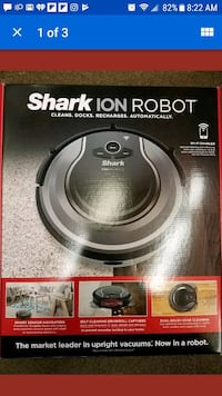 Shark Ion Robot