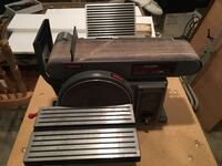 Sears/Craftsman Belt/Disc Sander Woodbridge, 22192
