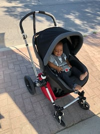 Bugaboo cameleon plus accesories and travel  system Mississauga, L5G 3J6