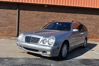 2002 Mercedes E320 wagon like new ONE owner in exellent condition 162000 miles 3