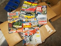car magazines . Maple Ridge