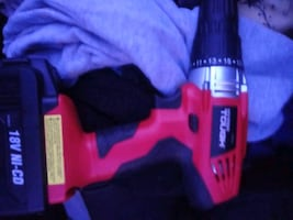 Drill screw gun w/ battery no charger