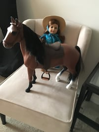 "Horse for 18"" doll Ashburn, 20148"