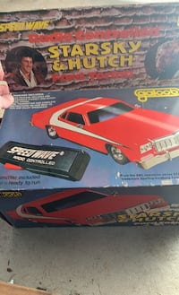 Vintage RC starsky and hutch car