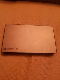 Mophie portable charger  Bethany, 73008