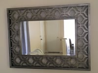 Charcoal framed mirror Rancho Cucamonga
