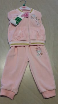 Ensemble jogging super baby 12 mois