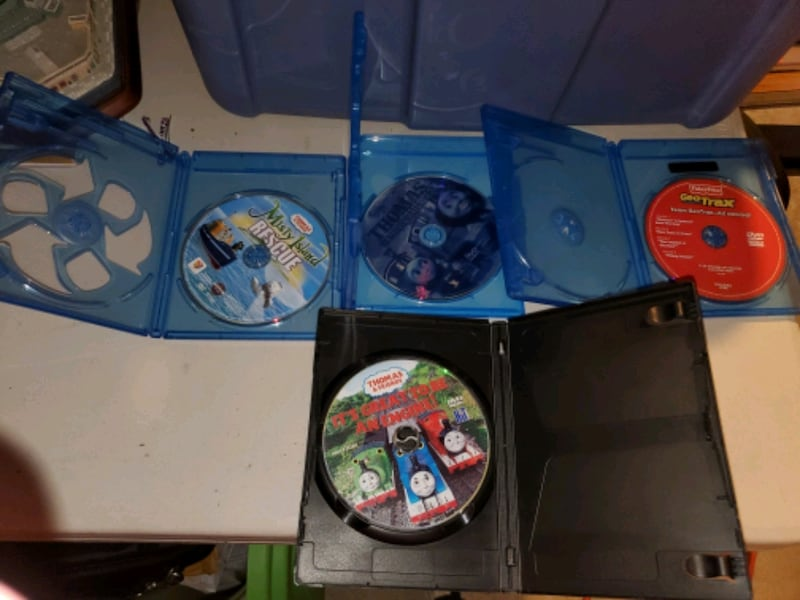 Dvds some still sealed $5 each except the tv series sets $10 each  a6446455-3009-4c0c-a717-4fb5014542ff