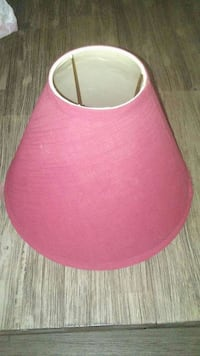 conical pink lampshade Dillsburg, 17019
