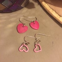 Heart earrings  Edmonton, T5W 2L5