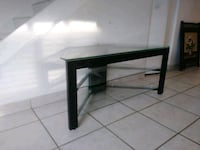 rectangular black wooden coffee table Hialeah, 33012