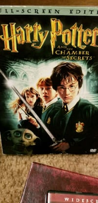 Harry Potter dvd Essex, 21221