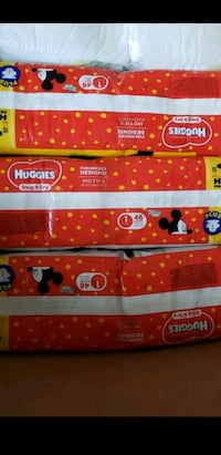 230 diapers for 20$ Wylie
