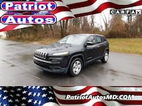 Jeep Cherokee 2016 BAD CREDIT? DONT SWEAT IT! Baltimore