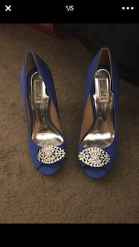 Badgley Mischka heels FOR SALE! Chicago, 60622