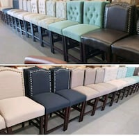 Brand new counter stools $50 each! Tracy