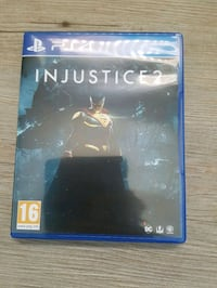 Sony PS4 Injustice 2 spill tilfelle