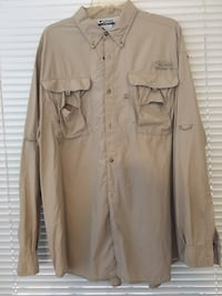 brown button-up long-sleeved shirt Chattanooga, 37407