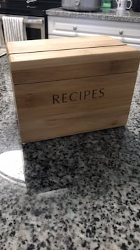 Recipe Box Fairfax, 22033