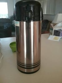 silver and black Thermos Lufkin, 75901