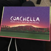 2019 Coachella weekend 2 tickets with shuttle bus pass  阿灵顿, 22201