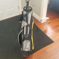 Miscellaneous kids golf clubs  3475 km