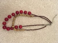 red and black 33-count misbaha prayer beads Naperville, 60540