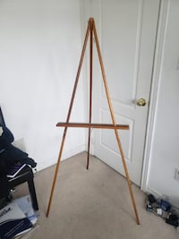 Wood Easel Stand Mississauga