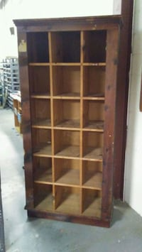 Wooden shop cabinet Winchester, 22601