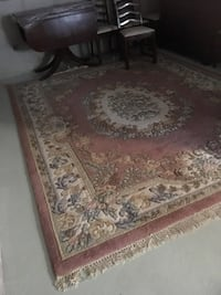 Hand Knotted Indian Rug TORONTO