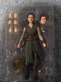 Sh Figuarts The Last Jedi Rey Stafford, 22556