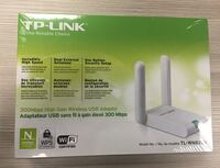 NEW 300Mbps High Gain Wireless USB Adapter Vancouver, V6E 3J5