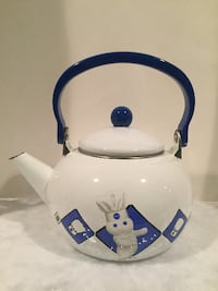 Pillsbury 50th Anniversary Bake Off Cooking Contest 2 qt Tea Kettle FORTCOLLINS
