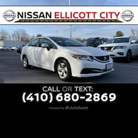 2013 Honda Civic LX Ellicott City