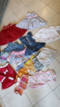 18-24 months girls clothes lot Vaughan, L6A 4B8
