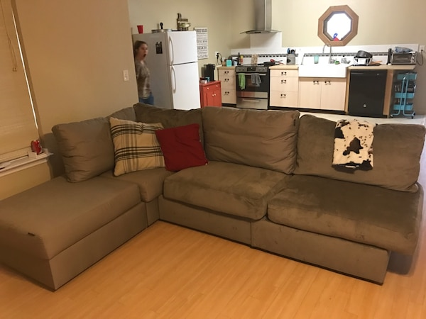 LOVESAC sactional couch