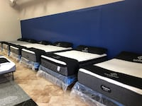 Queen Beds with Boxsprings Nashville