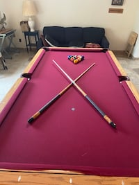 AMF PLAY MASTER TABLE 8'